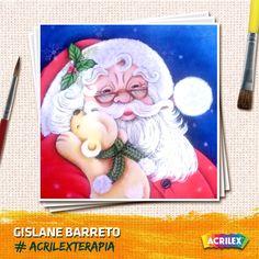 #Acrilexterapia por Gislane Barreto