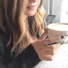 It's voting day go make your vote count! Meanwhile I'm nervously sipping my coffee and watching the live electoral map! Today I'm wearing a cozy oversized sweater and this simple and danity @mejuri ring perfect for a minimal look.  Also love how it's handcrafted and made via ethical methods and you could wear it backwards to change up the look! You can shop it here  http://liketk.it/2pyMp @liketoknow.it #liketkit