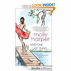 Book Review of And One Last Thing by Molly Harper