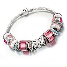 Chamilia Mother's Day bracelet. available at Graceful Gold in Dublin, Georgia. We ship. 478-272-2095
