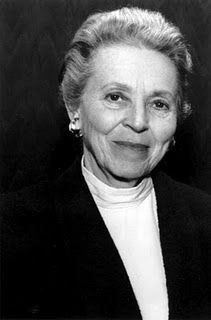Elisabeth Elliot, a woman who has gone through the severest hardships and helps others through theirs.