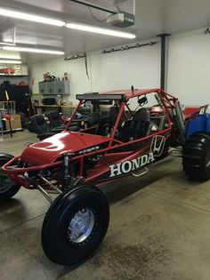 Turbo 3.5 Honda power