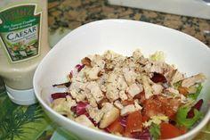 Receta de ensalda Cesar 1 Cauliflower, Vegetables, Food, Rotisserie Chicken, Entrees, Ladies Shoes, Cauliflowers, Essen, Vegetable Recipes