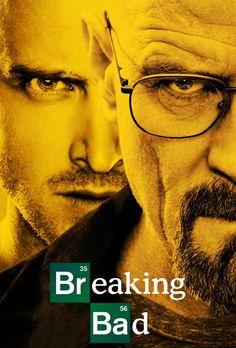 Breaking Bad (2008-2013 tv series, starring Bryan Cranston, Aaron Paul and Anna Gunn)