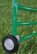 Gate Wheel The gate wheel attaches to your metal pipe farm gate to lend a hand opening your gate. It also provides support for the gate to help prevent sagging and extra pull on the gate post. The post Gate Wheel appeared first on Farah& Secret World.