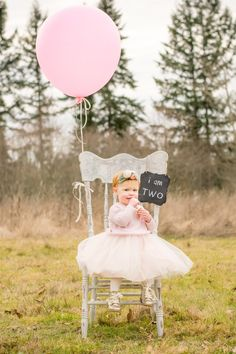 I Am Two, Second Birthday Photo shoot