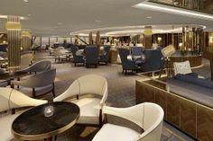 P&O's newest ship Britannia brings a modern look and feel to British-style cruising.