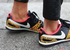 Leopard Print <3 Nike <3