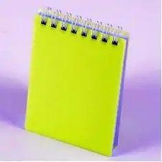 """Блокнот на гребне """"Diamond.Neon жёлтый""""  Описание Формат А7, состоящий из 80 страниц. На вертекальном гребне.  Характеристика Торговая… Triangle, Shop, Store"""