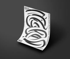 One Poster a day /Black & White on Behance