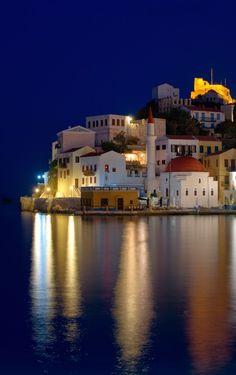 Kastellorizo island ~ Greece