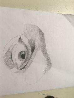 Eye sketch 3/2/17