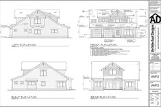 Lovely Craftsman Cottage Plan with Finished Lower Level - Acadian House Plans, French Country House Plans, Modern Farmhouse Plans, Ranch House Plans, Craftsman House Plans, Dream House Plans, Small House Plans, House Floor Plans, Craftsman Cottage