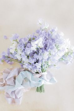Soft purple wild flower bouquet: http://www.stylemepretty.com/2014/08/25/rustic-elegance-wedding-inspiration/ | Photography: Bradley James - http://www.bradleyjamesphotography.com/