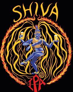 Asheville Brewing Company's Shiva IPA