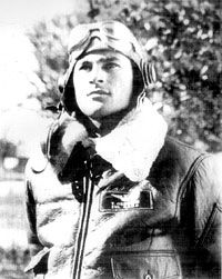 Tom Oxendine was the first American Indian Navy pilot. As a navy pilot, Oxendine took part in 33 battles during WW II. On July 26, l944, he defied radio communications and landed his seaplane under Japanese gunfire and in adverse weather to rescue a downed airman. For this, Oxendine received the Distinguished Flying Cross. He served in the jet age as a fighter pilot and flight instructor in the Korean and Vietnamese wars.