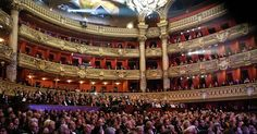 """""""He included a passage by Marcel Proust, who described them as """"suspended petits salons"""" where Paris society came to see and be seen."""" A plan to remove some of the curved partitions at the Palais Garnier opera house in Paris has consumed and divided opera fans."""
