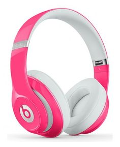 Beats By Dr.Dre  New Studio Pink - ToneMove - 299 € TTC - Casque audio by ToneMove