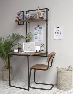 Murphy Desk, Folding Desk, Solid Wood Desk, Wall Desk, Desk Areas, Wall Boxes, Floating, How To Distress Wood, Old Houses