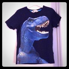 KIDS T-Rex shirt Great condition, perfect for dinosaurs lovers H&M Tops Tees - Short Sleeve