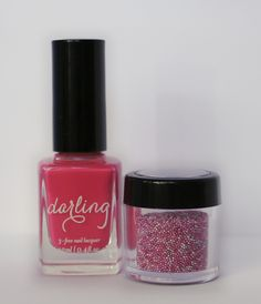 NEW Rockcandy collection by Darling. Click through to see all 10 nail sets.