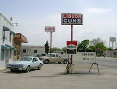 Uvalde - the sign says it all