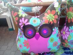 My friend Lisa makes these owls and is selling them at the store. $9.99 up to $29.99