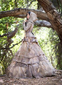 Steampunk Gowns - Gaia Gown Bra Sizes Bra Sizes, Bras, Nursing Bras, Push Up Bras Article Body: A br Moda Steampunk, Steampunk Fashion, Gothic Fashion, Steampunk Dress, Steampunk Fairy, Steampunk Clothing, Renaissance Clothing, Victorian Steampunk, Steampunk Necklace