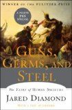 Guns, Germs, and Steel: The Fates of Human Societies [Hardcover] Jared Diamond (Author) Guns Germs And Steel, Great Books, My Books, 100 Books To Read, Books Everyone Should Read, History Books, Nonfiction Books, Audio Books, All About Time