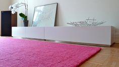 Ikea bidouilles : Meuble TV épuré et design DIY