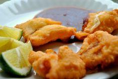 Chrupiąca Ryba to rewelacyjne chińskie danie, bardzo proste w przygotowaniu Snack Recipes, Cooking Recipes, Snacks, Baked Salmon, Fish And Seafood, Oysters, Cornbread, Food And Drink, Menu