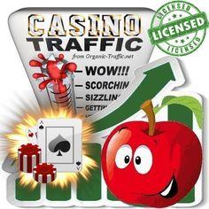 Buy Casino Web Traffic Visitors