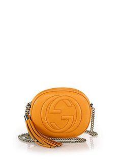Gucci Soho Leather Mini Bag