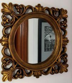 Moldura Com Espelho (Tam. GG) www.elo7.com.br/decorachados