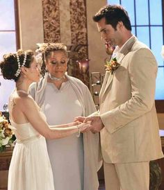 Charmed - Phoebe & Coop's Wedding