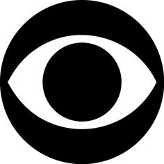 CBS eye logo, 1951. Conceived by William Golden. Still in use today.