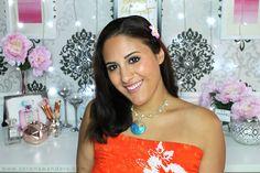 Disney's Moana / Vaiana Makeup Tutorial #makeup #tutorial #vaiana #moana #disney #princess #how #far #ill #go #howfarillgo #alessia #cara #serena #wanders #natural #makeup #youtuber #youtube #cosplay #cosplayer #disneycosplay #disneyprincess #hawaiian #maui #heihei #hei #pua #necklace #collier #collana #trucco #principessa #principessadisney #disneyland #disneyworld #world #haloa #ohana #dewy #highlighter #blush #bronzed #look