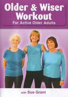 (adsbygoogle = window.adsbygoogle || []).push();     (adsbygoogle = window.adsbygoogle || []).push();   buy now   $10.64  The Older and Wiser Workout with Sue Grant is a gentle, safe workout that is perfect for beginners or those who have not been exercising regularly. All of the...