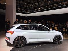 Škoda Vision RS Cool Cars, Vehicles, Life, Cars, Car, Vehicle, Tools