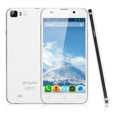 ZOPO ZP980+ Octa Core 3G Smartphone w/ MTK6592 1.7GHz 5.0 Inch FHD Screen Dual SIM 2GB+16GB 14MP Camera WiFi YGPS OTG