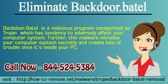 Backdoor.Batelis a malicious program categorized asTrojanwhich has tendency to adversely affect your computer system. Further, this malware intrudes your computer system secretly and create lots of trouble once it's inside your PC. After Backdoor.Batel infect your PC firstly it alters registry files and adds new tools to your computer system.