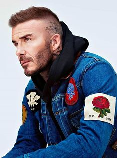 In this Post, I give you all Possible Ways to Look Like A David Beckham and How you will achieve a level of style. Cabelo David Beckham, Estilo David Beckham, David Beckham Style, David Beckham Fashion, David Beckham Tattoos, David Beckham Haircut, My Hairstyle, Undercut Hairstyles, High And Tight Haircut
