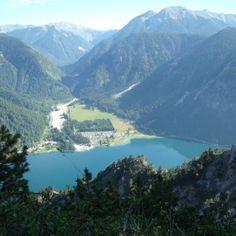 Campingplatz Sennalpe - Plansee Tirol - natur erleben