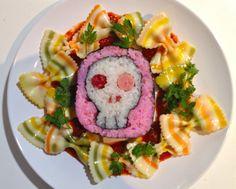 Sushi art by Takayo Kiyota