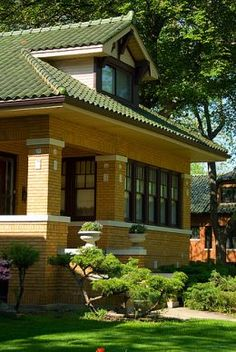 Historic Chicago Bungalow,Ravenswood Manor, Image:flickr
