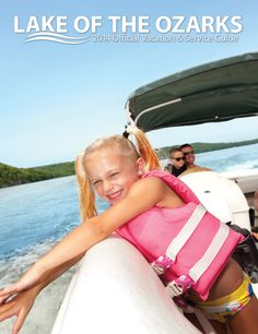 The FREE Official 2014 Lake of the Ozarks Vacation & Service Guide. Just click through to request your copy.