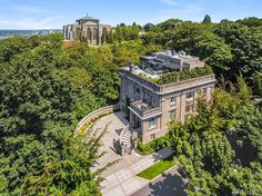 Sam Hill Mansion in Seattle