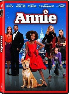 Quvenzhané Wallis & Jamie Foxx & Will Gluck-Annie