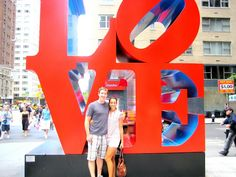 Been to NYC a couple of times, but haven't been to the Love Sculpture. NYC Take a picture in front of the Love Sculpture- 6th Avenue and W. 55th