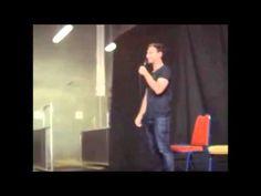 The Hobbit- an Unexpected Bromance! Dean O Gorman (Fili) talks Aidan Turner (Kili)